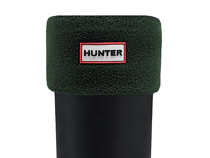 Hunter Boot Sock Dark Olive  UAS3000AAA-DOV