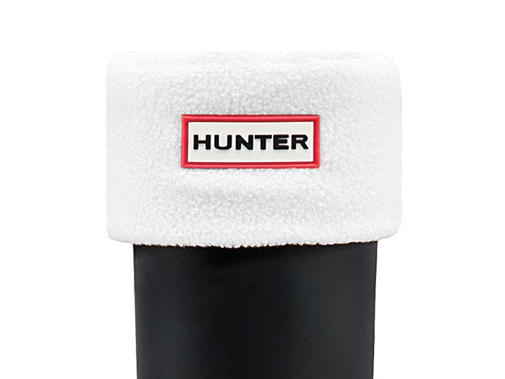 Hunter Boot Sock White  UAS3000AAA-WHT