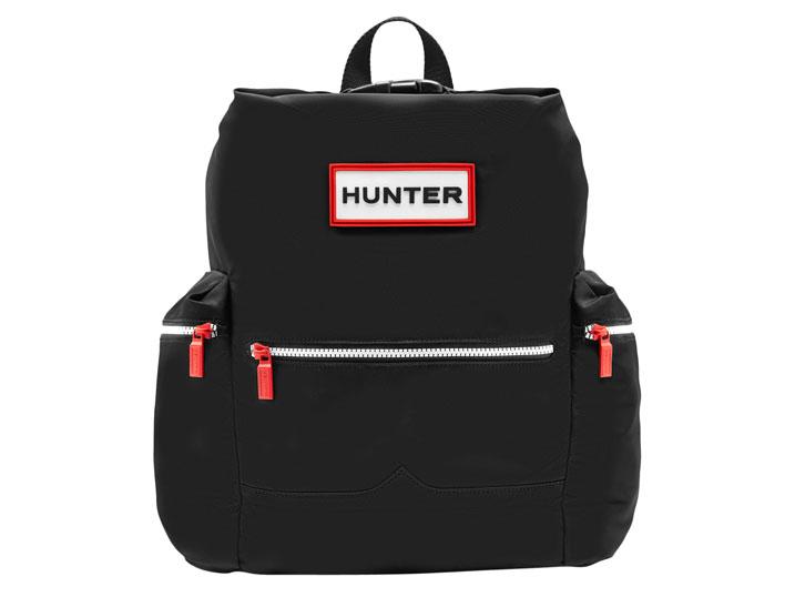 Hunter Backpack Nylon Black  UBB6017ACD-BLK