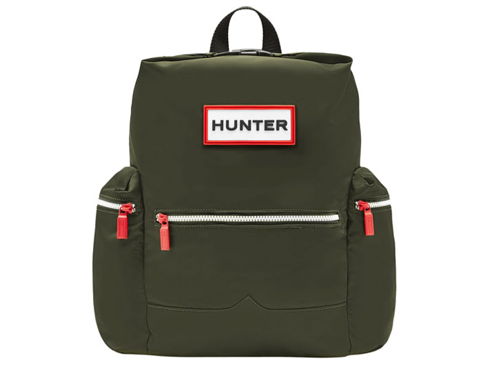 Hunter Backpack Nylon Dark Olive  UBB6017ACD-DOV