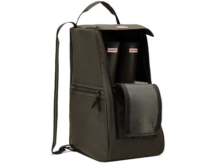 Hunter Original Boot Bag Tall Dark Olive  UBZ4021UPA-DOV
