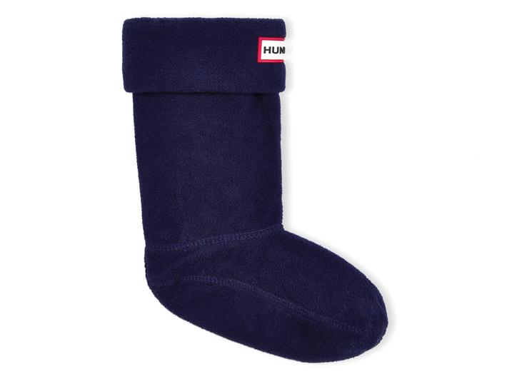 Hunter Kids Boot Sock Navy