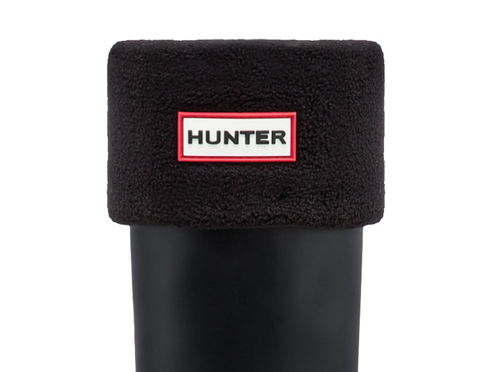 Hunter Boot Sock Black