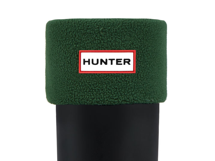 Hunter Boot Sock Green