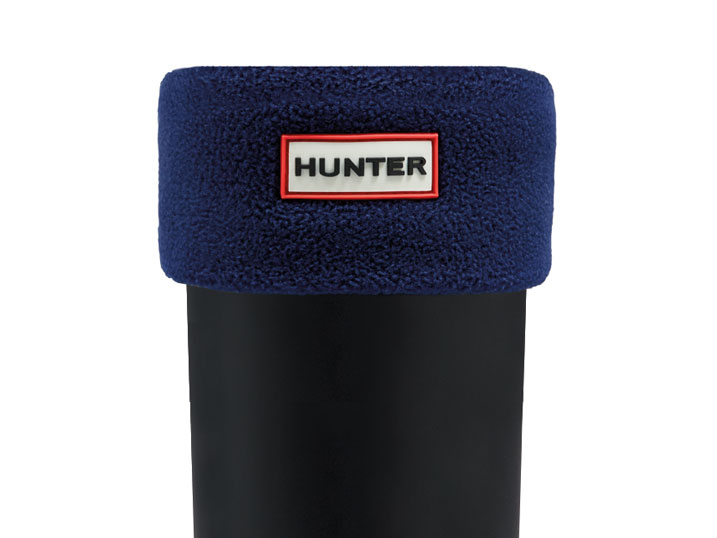 Hunter Boot Sock Navy