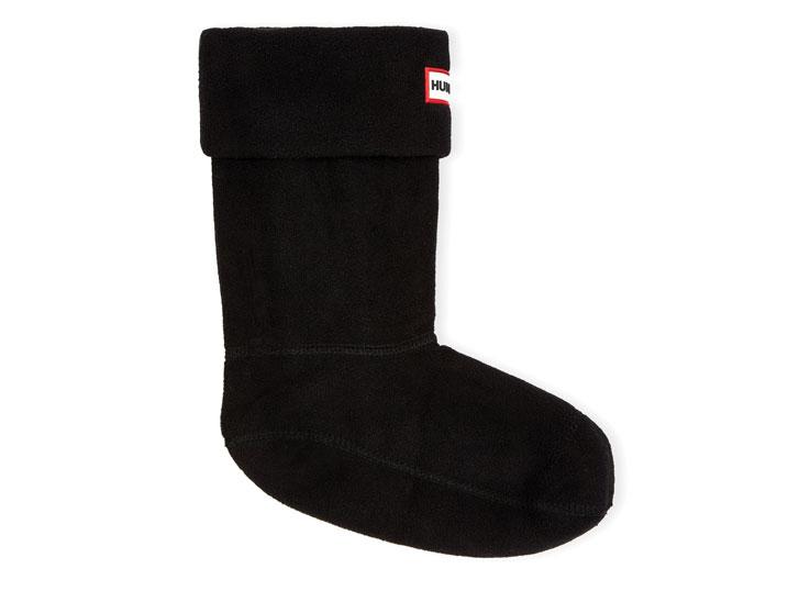 Hunter Short Boot Sock Black