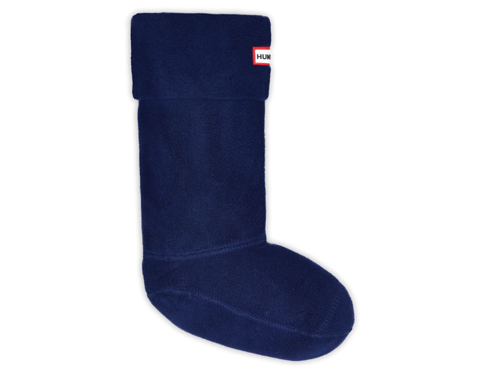 Hunter Short Boot Sock Navy