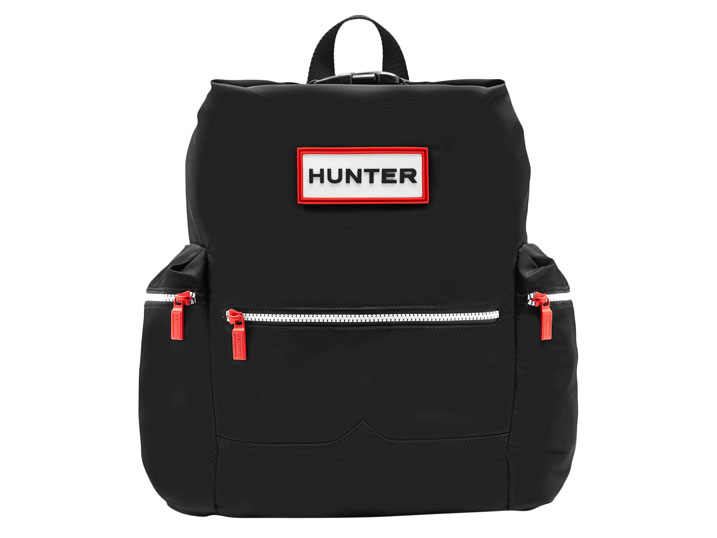 Hunter Backpack Nylon Black