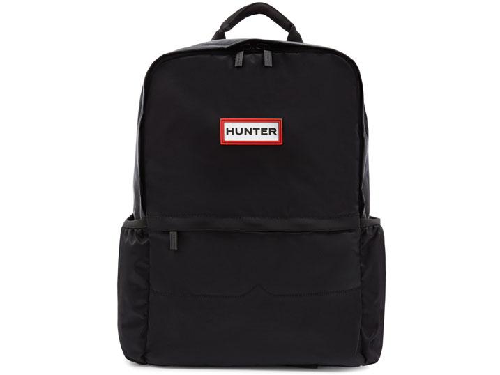 Hunter Backpack 6028 Nylon Black