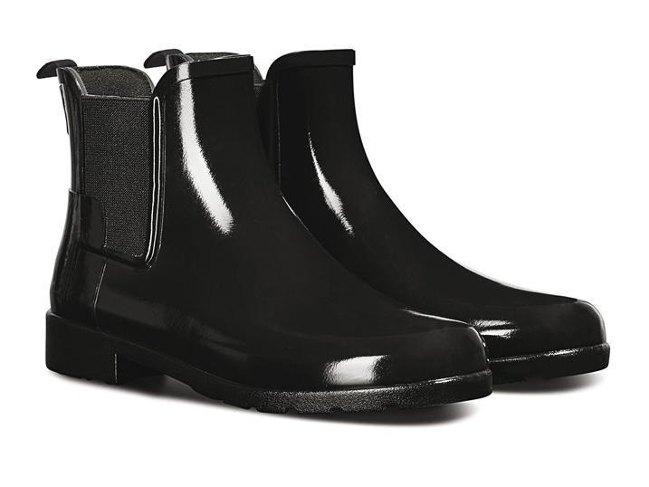 Hunter Dameslaars Original Refined Chelsea Gloss black