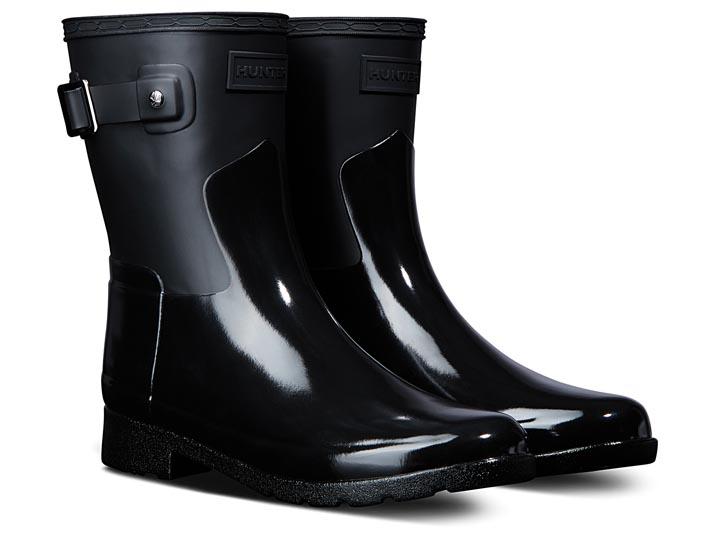 Hunter Dameslaars Refined Short Gloss Duo Black