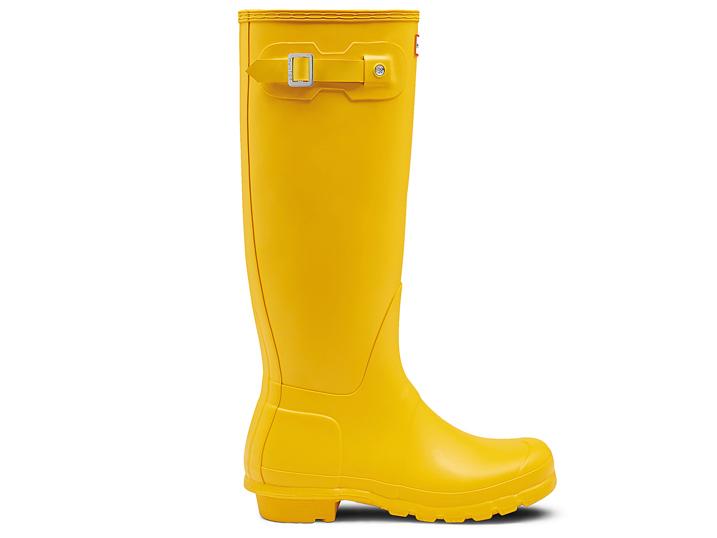 Hunter Dameslaars Original Yellow Tall